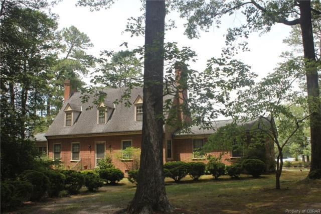 149 Tall Pines Lane, Mathews, VA 23109 (#1919646) :: Abbitt Realty Co.