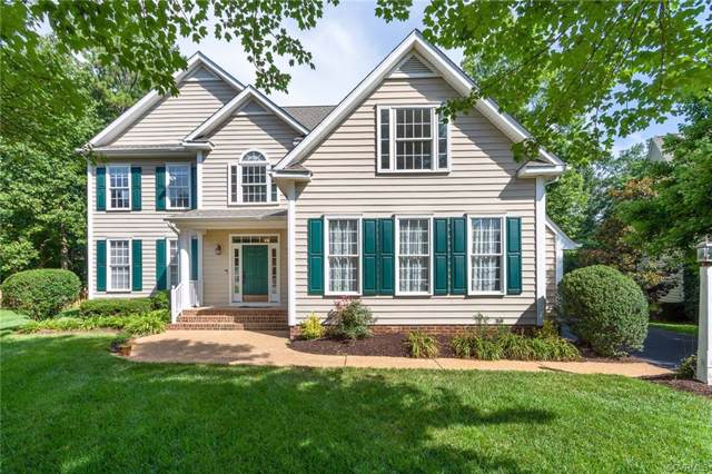 5016 Windy Hollow Circle, Henrico, VA 23059 (MLS #1919729) :: HergGroup Richmond-Metro