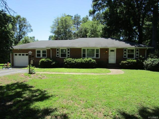 8374 Burnside Drive, Mechanicsville, VA 23116 (MLS #1919783) :: EXIT First Realty