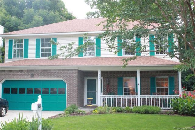 809 Mccrae Drive, Newport News, VA 23608 (#1919849) :: Abbitt Realty Co.