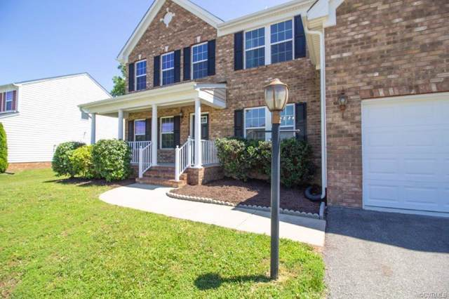 7313 Rivendell Terrace, North Chesterfield, VA 23234 (MLS #1919965) :: The RVA Group Realty