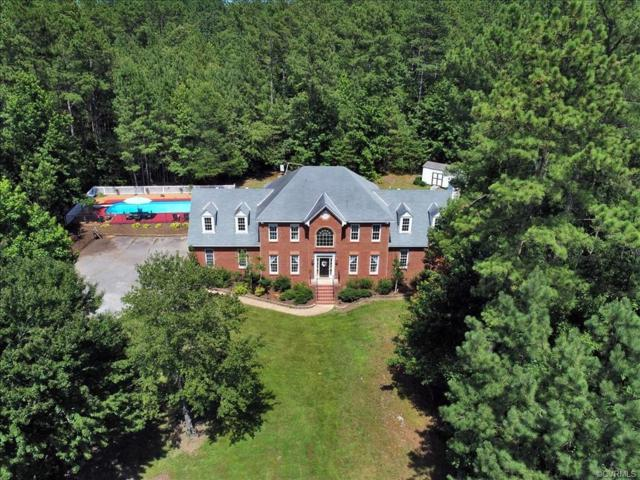 5001 Moseley Road, Chesterfield, VA 23120 (MLS #1920273) :: The RVA Group Realty