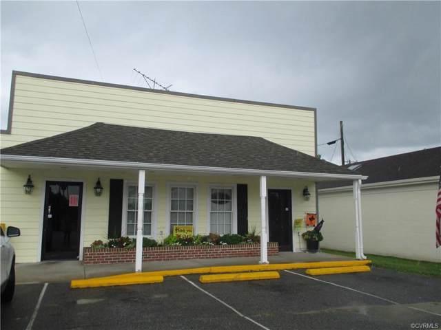 109 E 5th Avenue, Kenbridge, VA 23944 (MLS #1920867) :: EXIT First Realty