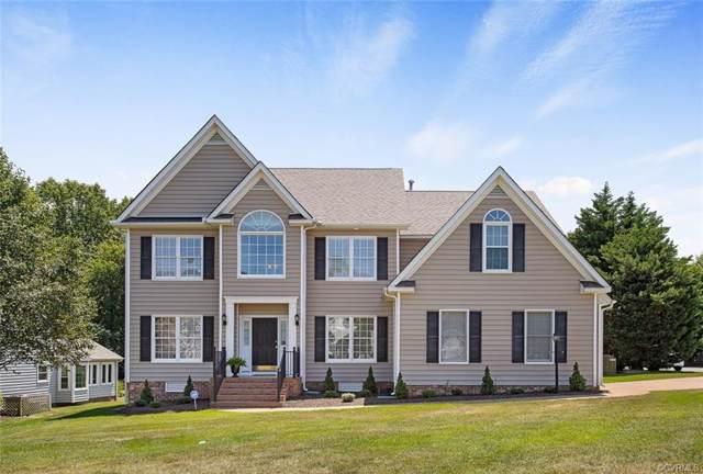 11014 Ridgebrook Drive, Mechanicsville, VA 23116 (#1921731) :: Abbitt Realty Co.