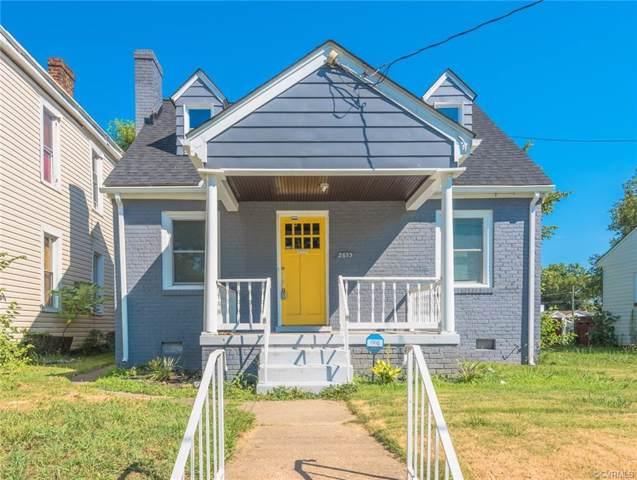 2615 Bainbridge Street, Richmond, VA 23225 (MLS #1922295) :: EXIT First Realty