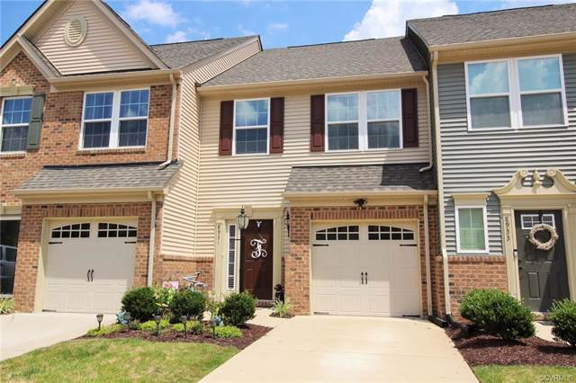 8931 Ringview Drive, Mechanicsville, VA 23116 (MLS #1923410) :: Small & Associates