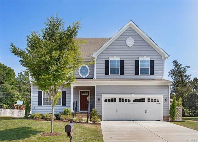 9508 Thornecrest Drive, Hanover, VA 23116 (MLS #1923440) :: Small & Associates