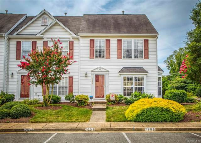 7909 Cottesmore Terrace, Henrico, VA 23228 (#1923482) :: Abbitt Realty Co.