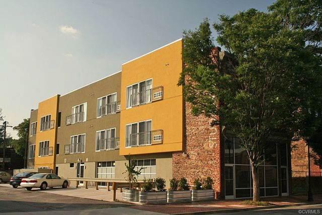 516 N 2nd Street 3C, Richmond, VA 23222 (MLS #1924129) :: HergGroup Richmond-Metro