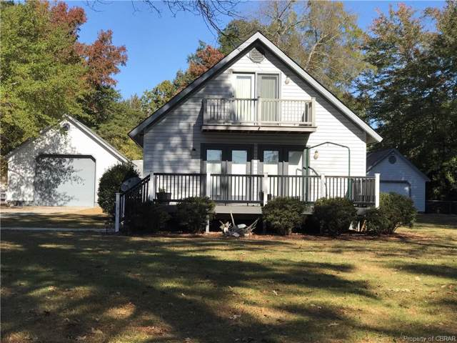 581 Shore Drive, Hartfield, VA 23071 (MLS #1924721) :: Small & Associates
