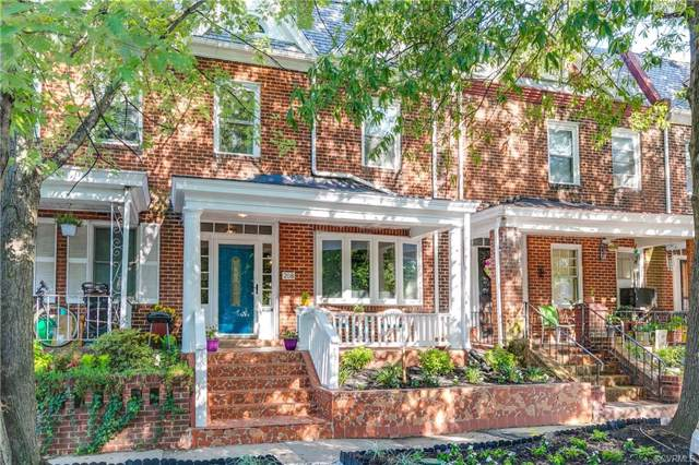 208 S Addison Street, Richmond, VA 23220 (MLS #1925864) :: Small & Associates