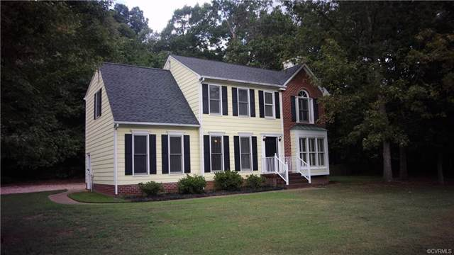 5808 Meadowood Lane, Chesterfield, VA 23237 (MLS #1926325) :: Small & Associates