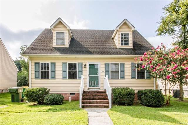 2208 Granby Street, Hopewell, VA 23860 (MLS #1926772) :: HergGroup Richmond-Metro