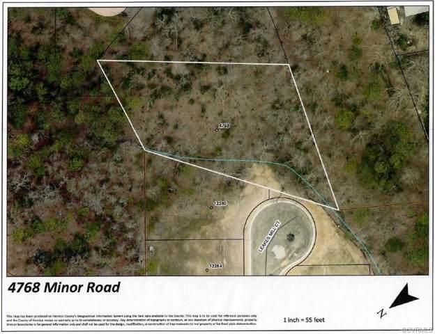 4768 Minor Road, Glen Allen, VA 23059 (MLS #1926828) :: Small & Associates