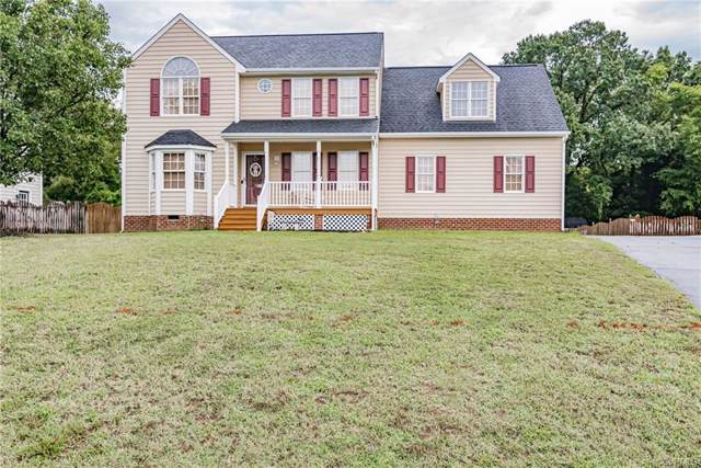 7332 Highlander Place, Mechanicsville, VA 23111 (MLS #1926915) :: EXIT First Realty