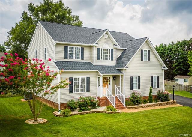 6045 Shady Oak Court, Mechanicsville, VA 23111 (MLS #1927436) :: HergGroup Richmond-Metro
