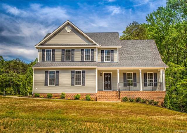 2143 Haleford Court, Powhatan, VA 23139 (MLS #1927514) :: EXIT First Realty