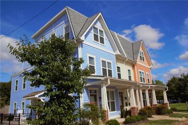 1216 Mcdonough Street, Richmond, VA 23224 (MLS #1928162) :: Small & Associates