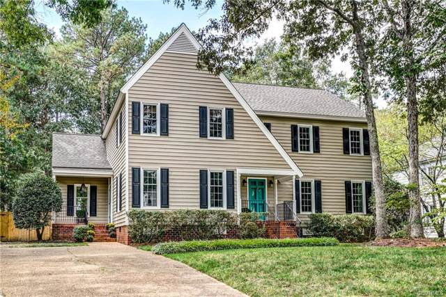 1908 Windingridge Drive, Henrico, VA 23238 (MLS #1929635) :: EXIT First Realty