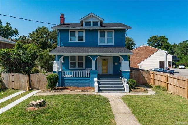 3808 Montrose Avenue, Richmond, VA 23222 (MLS #1929936) :: The Redux Group
