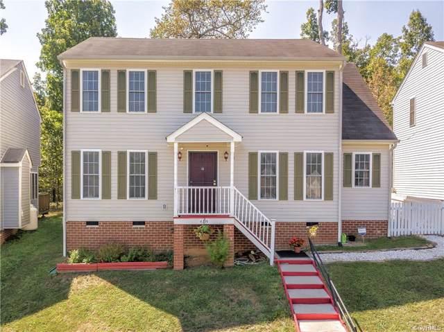 618 Village Gate Drive, Midlothian, VA 23114 (MLS #1930002) :: EXIT First Realty