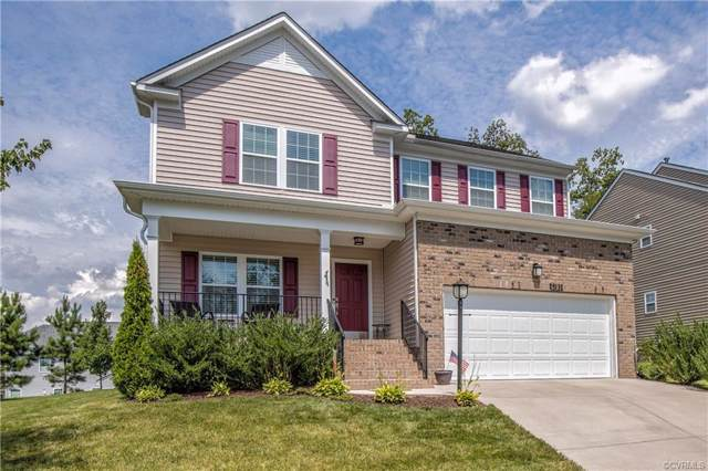 7636 Nicklaus Circle, Moseley, VA 23120 (MLS #1930045) :: The RVA Group Realty