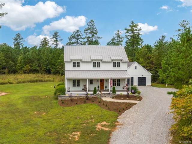 3328 Tillar Lane, Goochland, VA 23063 (MLS #1930325) :: The RVA Group Realty