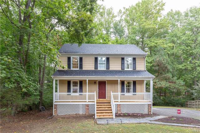 700 Gordon School Court, North Chesterfield, VA 23236 (MLS #1930342) :: EXIT First Realty