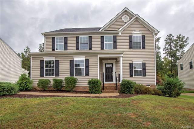 6937 Bears Breech Drive, Moseley, VA 23120 (MLS #1930400) :: The RVA Group Realty