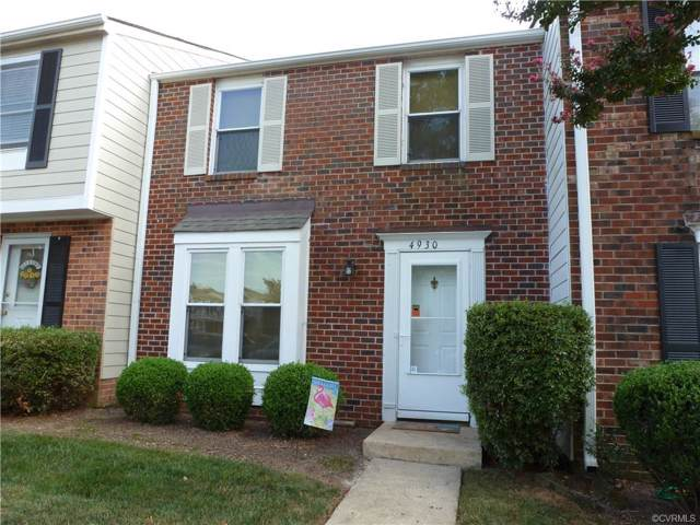 4930 Finnegan Court, Henrico, VA 23228 (MLS #1930482) :: The RVA Group Realty