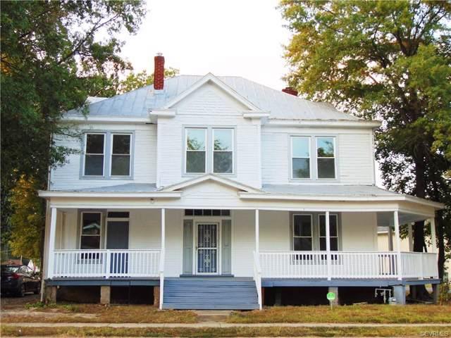 2301 Harwood Street, Richmond, VA 23224 (MLS #1931251) :: Small & Associates