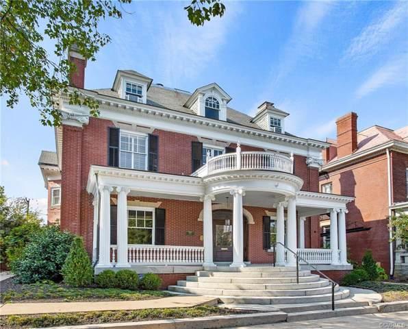 1825 Monument Avenue, Richmond, VA 23220 (MLS #1932554) :: Small & Associates