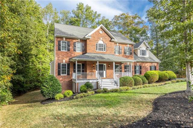 321 Willway Drive, Goochland, VA 23103 (MLS #1932678) :: HergGroup Richmond-Metro