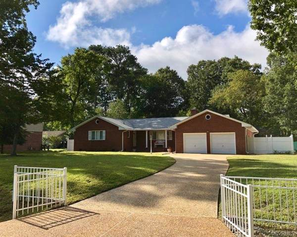 507 Meadowfield Road, Yorktown, VA 23692 (MLS #1933003) :: EXIT First Realty