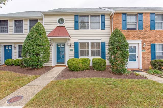 9910 Whitney Circle #9910, Henrico, VA 23233 (MLS #1933039) :: EXIT First Realty
