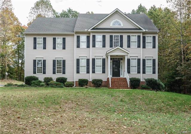 8236 Christian Ridge Drive, Mechanicsville, VA 23111 (MLS #1933256) :: HergGroup Richmond-Metro