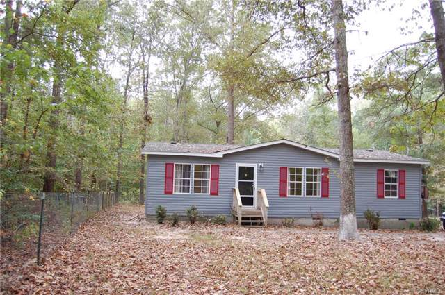 2974 Dorrell Road, Aylett, VA 23009 (MLS #1933463) :: EXIT First Realty
