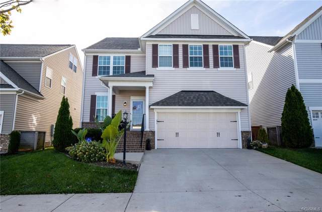 9415 Rutlandshire Drive, Mechanicsville, VA 23116 (MLS #1934579) :: EXIT First Realty