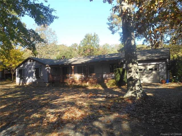 52 Dock Road, Lancaster, VA 22503 (MLS #1935425) :: Small & Associates