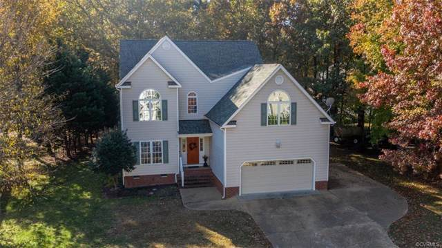 10715 Toston Lane, Glen Allen, VA 23060 (MLS #1935659) :: Small & Associates