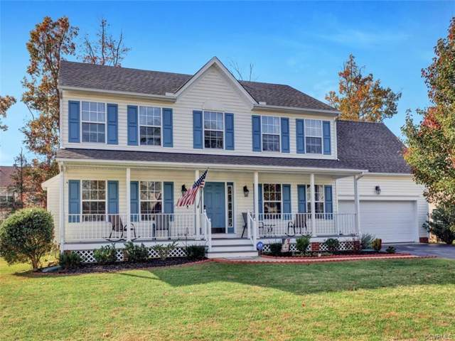 9213 Scotts Bluff Lane, Chesterfield, VA 23832 (MLS #1936251) :: Small & Associates
