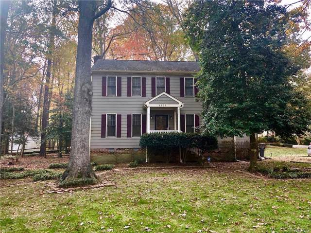 8905 Boonesboro Court, North Chesterfield, VA 23236 (MLS #1936355) :: Small & Associates