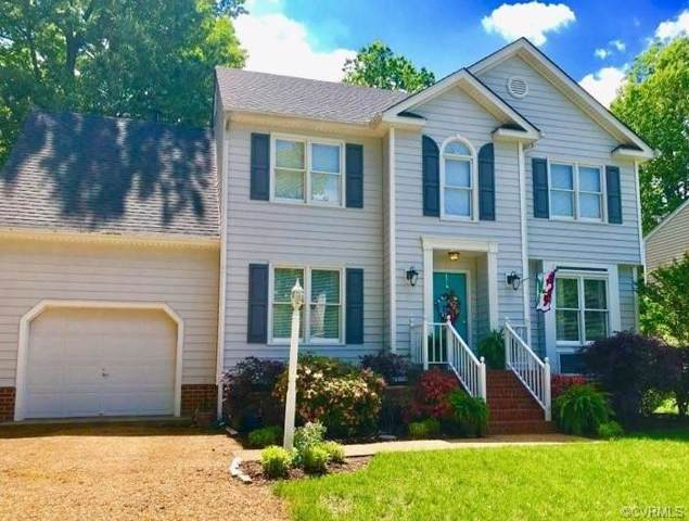 9517 Southmill Drive, Glen Allen, VA 23060 (MLS #1936482) :: EXIT First Realty