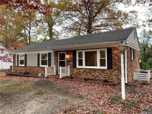 6225 Halrose Lane, North Chesterfield, VA 23234 (MLS #1936696) :: Small & Associates