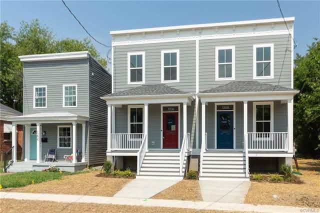 1208 N 32nd Street, Richmond, VA 23223 (MLS #1936698) :: Small & Associates