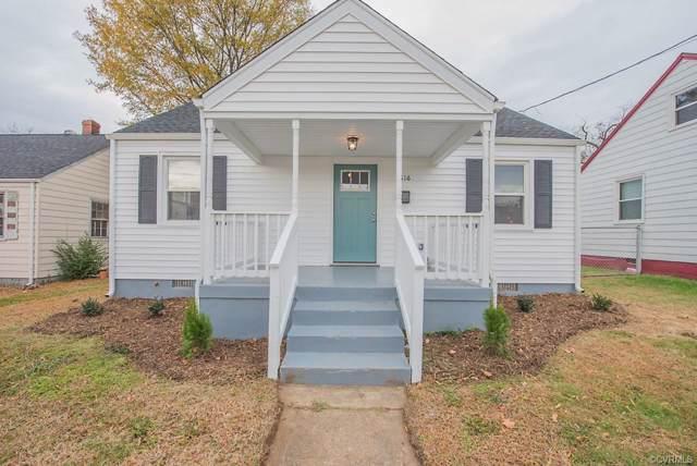 1616 N 31st Street, Richmond, VA 23223 (MLS #1937266) :: Small & Associates