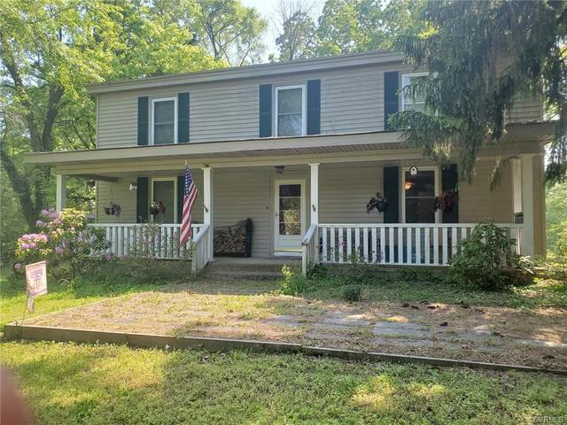 425 Proctor Street, Drakes Branch, VA 23937 (MLS #1937757) :: The Redux Group