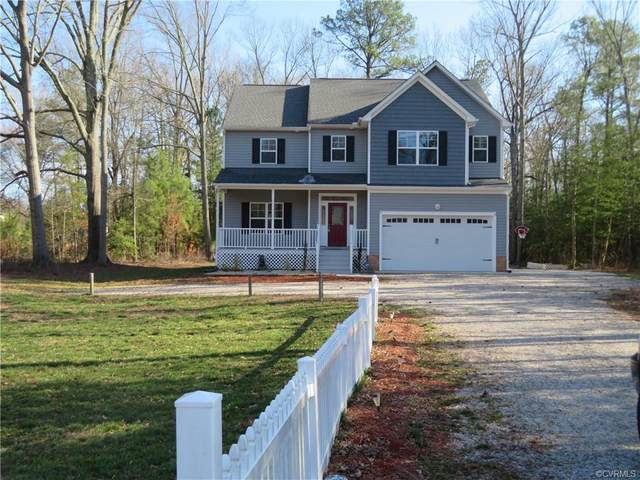 6017 Centralia Road, Chesterfield, VA 23832 (MLS #1938381) :: Small & Associates