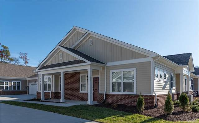 1825 Providence Villas Court 8B, North Chesterfield, VA 23236 (MLS #2000415) :: The Redux Group