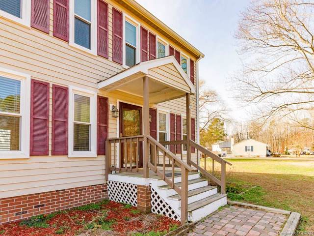 6676 Magnolia Drive, Gloucester, VA 23061 (MLS #2000670) :: EXIT First Realty